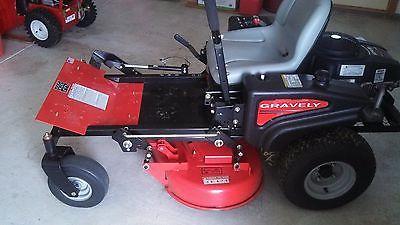 2008 Gravely Zt 1734 Zero Turn Mower Zero Turn Mower Reviews