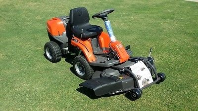 Husqvarna R120s Tractor Lawn Mower 42 Deck Articulating