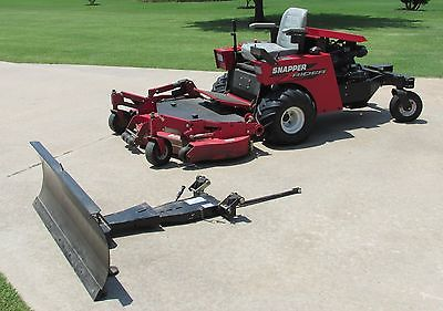 Snapper 61 Zero Turn Mower W Kubota Diesel Engine Zero