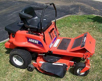Ariens Gravely Ezr 1742 Zero Turn Mower Model 915013