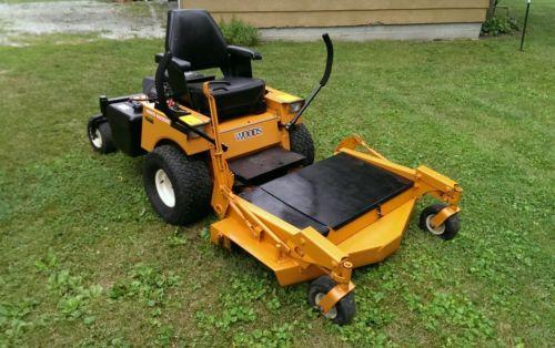 woods 5140 mow n u0026 39  machine zero turn  u2013 16 hp  48 u2033 deck